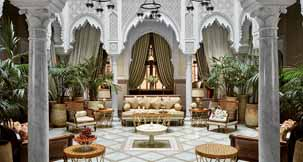 Conde Nast Traveler 2020 Readers' Choice Award Hotel Winners.