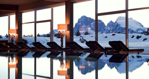 Alpina Dolomites Gardena Health Lodge Spa