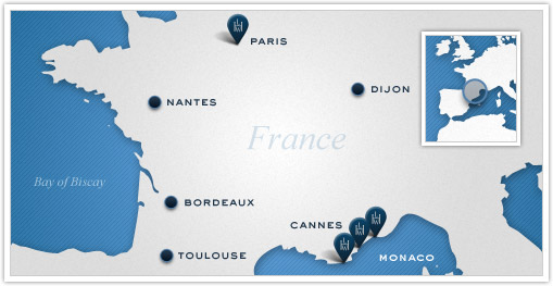 Magnificent Journey France