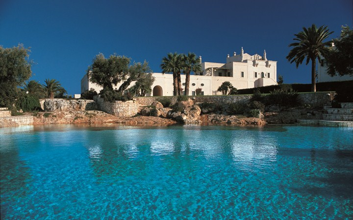 Masseria San Domenico Spa-Thalasso & Golf Resort